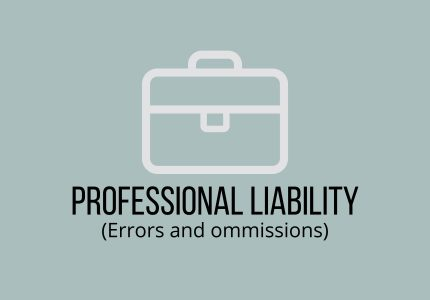 Insurance 101 -Professional Liability